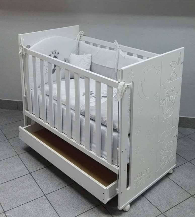 Komoda+Krevetić 3D