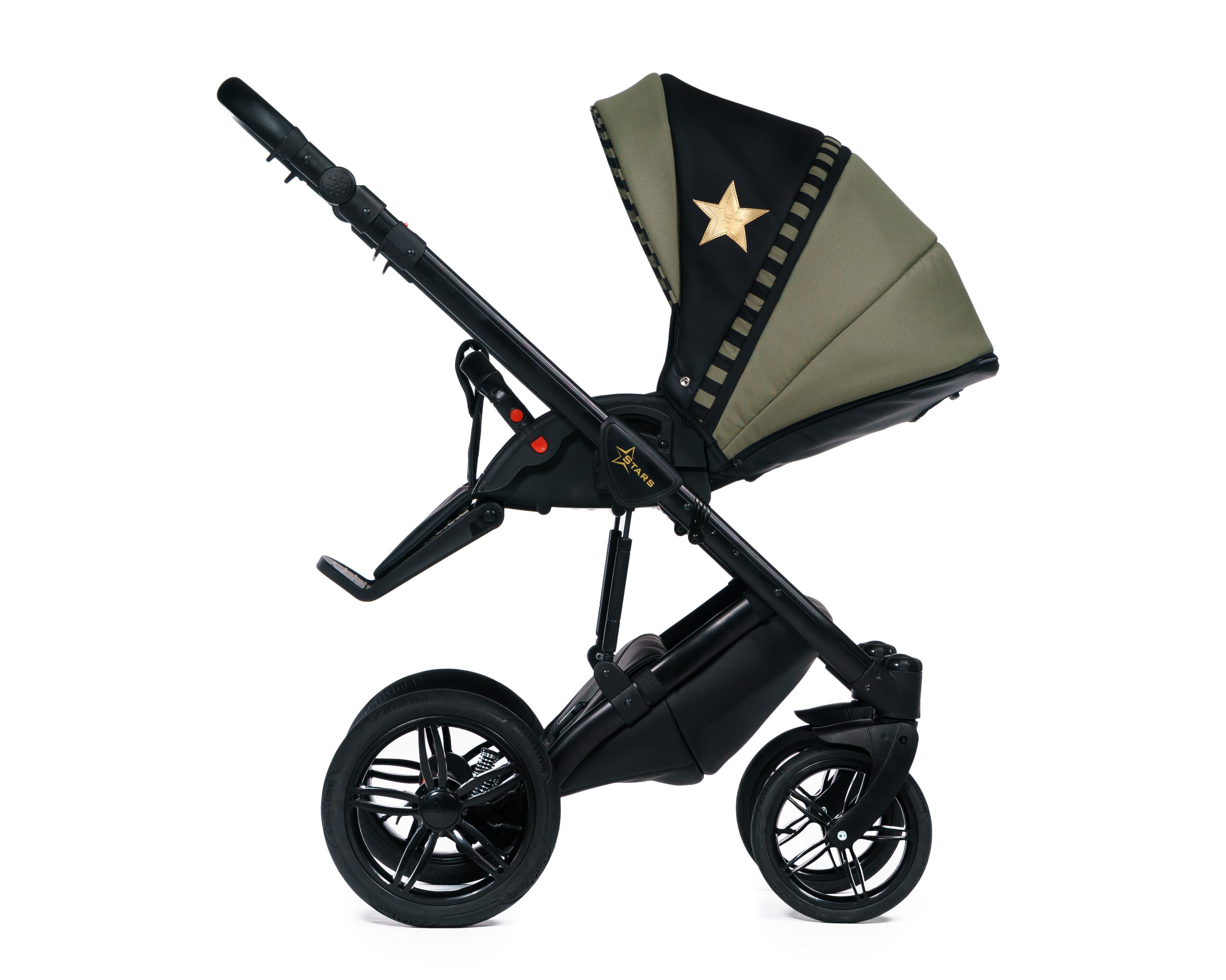 STARS dječja kolica 3u1