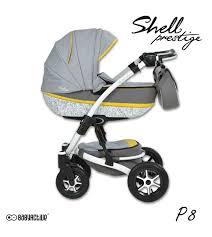 SHELL Prestige dječja kolica 3u1