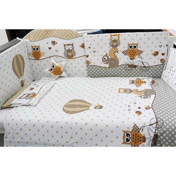 0000729_9-djelna-posteljina-sovice-bez-37-navlaka-za-jastuk-gratisweb